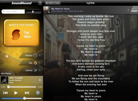 SoundHound: descobridor de nome de m�sicas