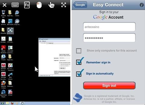 Desktop Connect: acesso remoto ao computador
