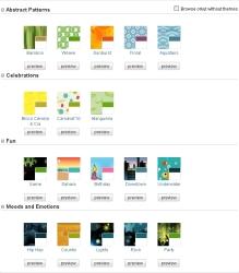 Orkut ganha novas opções de visual