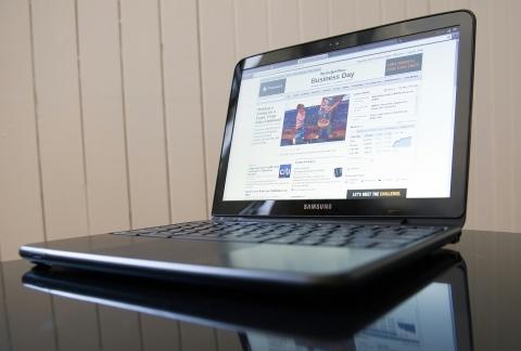 Chromebook da Samsung aposta na simplicidade