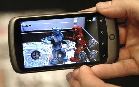 Fabricação do Nexus One durou sete meses