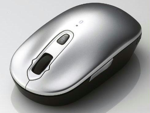 Mouse com ajuste de DPI