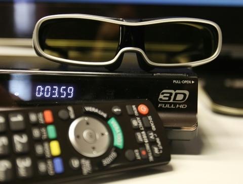 3D: tecnologia está em alguns players Blu-ray