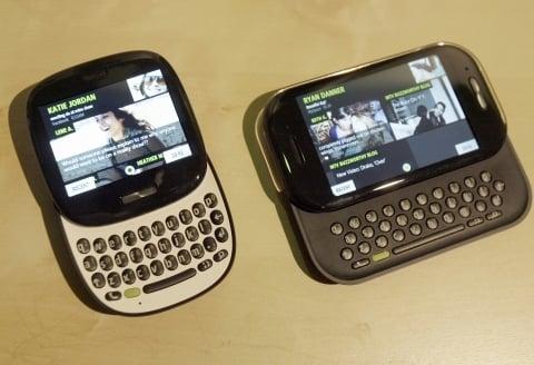 Smartphones KIN