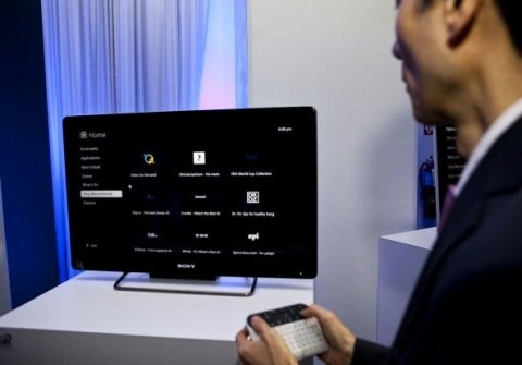 Google TV: vídeos da web no televisor