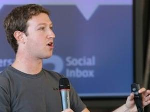 mark zuckerberg messages