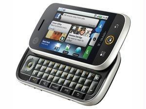 smartphone motorola cliq android