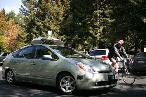 Carro do Google em San Francisco: ainda longe do consumidor final