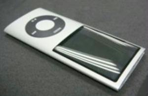 O novo iPod Nano retornaria ao formato magrelo da segunda geração, com uma tela widescreen
