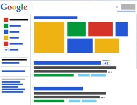 Google +1: botão de recomendação ao lado de resultados de busca
