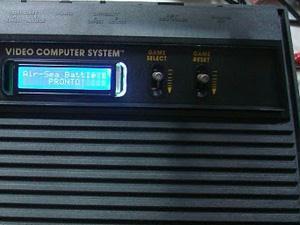 Atari 2600 mod