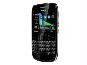 nokia e6 symbian
