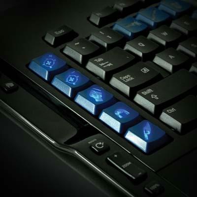 teclado para games