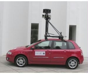 google street view carro