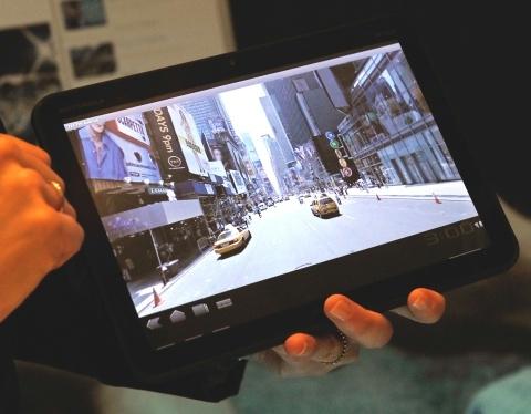 Xoom: o primeiro tablet com Android Honeycomb