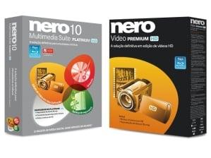 Nero Multimedia Suite 10 Platinum HD e Nero Video Premium HD